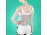 Ортопедический пояс о съемным турмалином